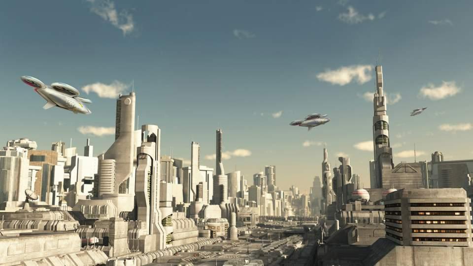 ВДубае уже летом планируют запустить регулярные транспортировки пассажиров дронами