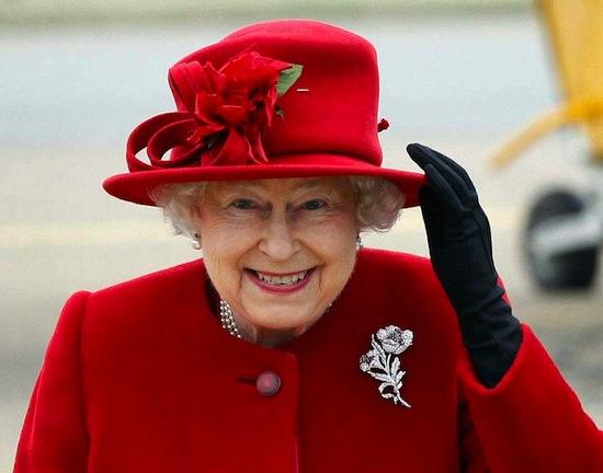 ЕлизаветаII открыла встолице Англии Центр защиты откибератак