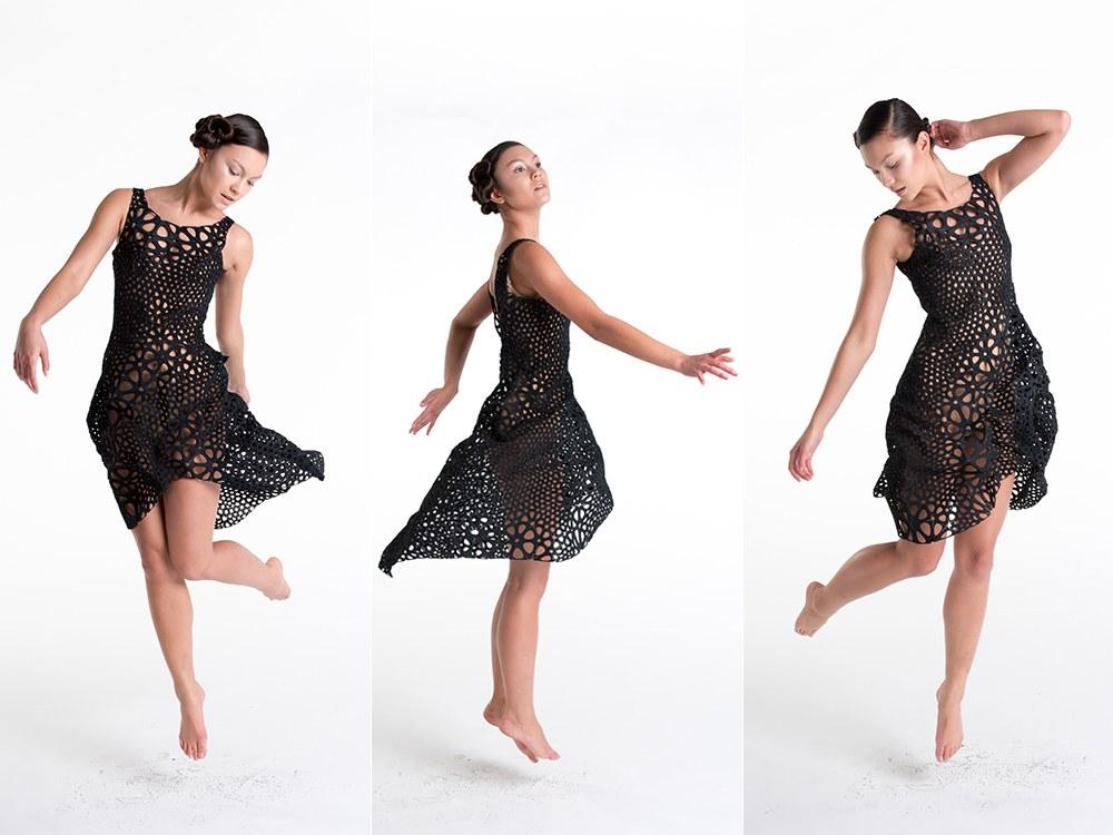 Учеными представлена 3D-модель идеального женского танца