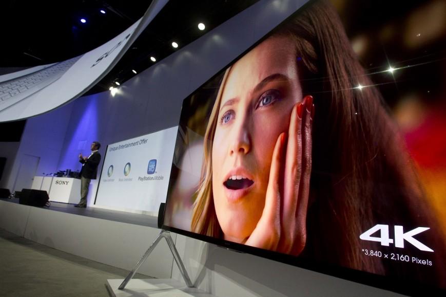 Телевизоры Сони снабдят голосовым управлением