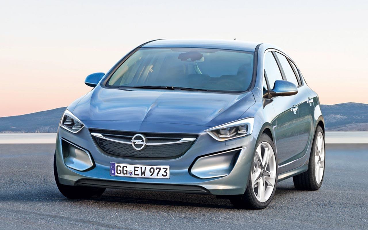 Opel огласил цену на обновленный Insignia