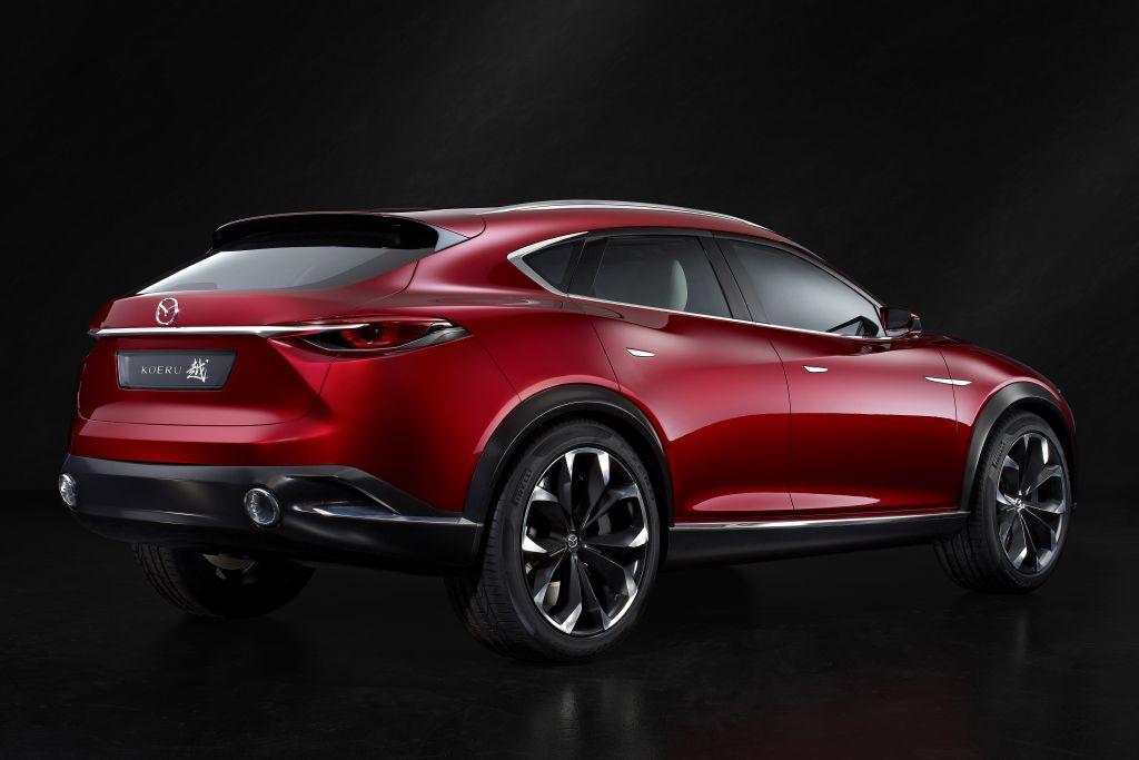 Мазда небудет выводить кросс-купе CX-4 на рынок стран Европы