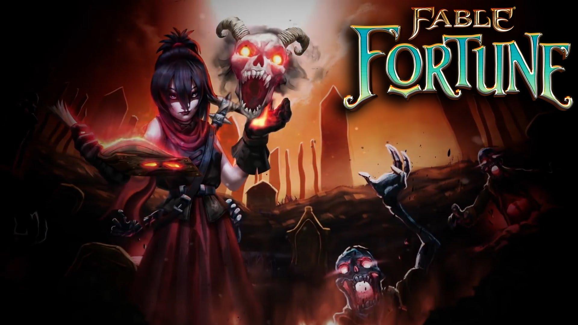 Выход Fable Fortune состоится вэтом месяце