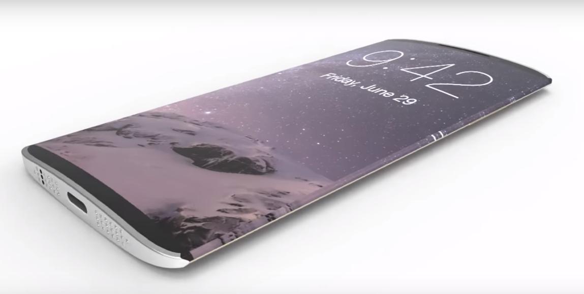 IPhone 8 получит биометрический сканер RealFace