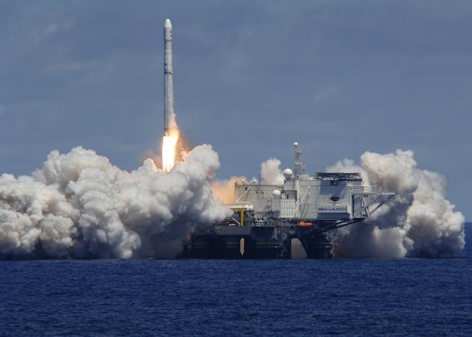 Холдинг S7 получила разрешение накосмическую деятельность в РФ
