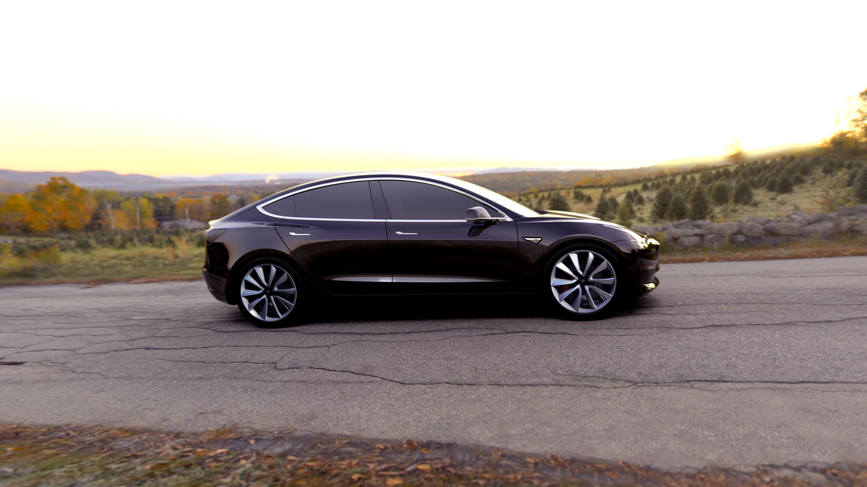 ВКалифорнии начинают производство самой дешевой Tesla Model 3