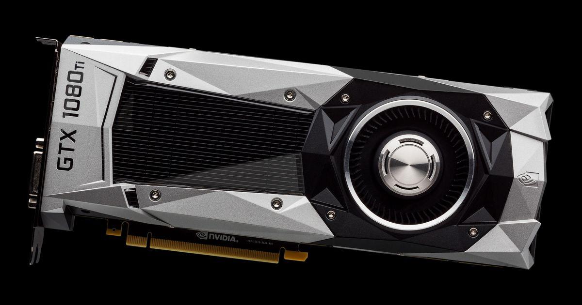 NVIDIA представила самую сильную игровую видеокарту— GTX 1080 Ti