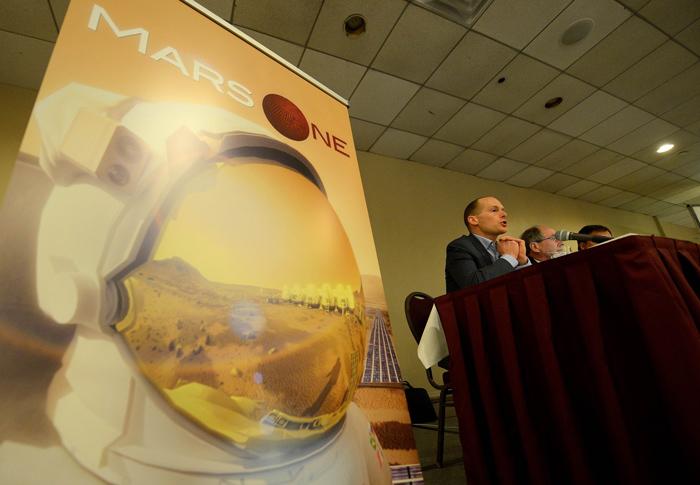 Компания Mars One отобрала первую тысячу человек для полета наМарс