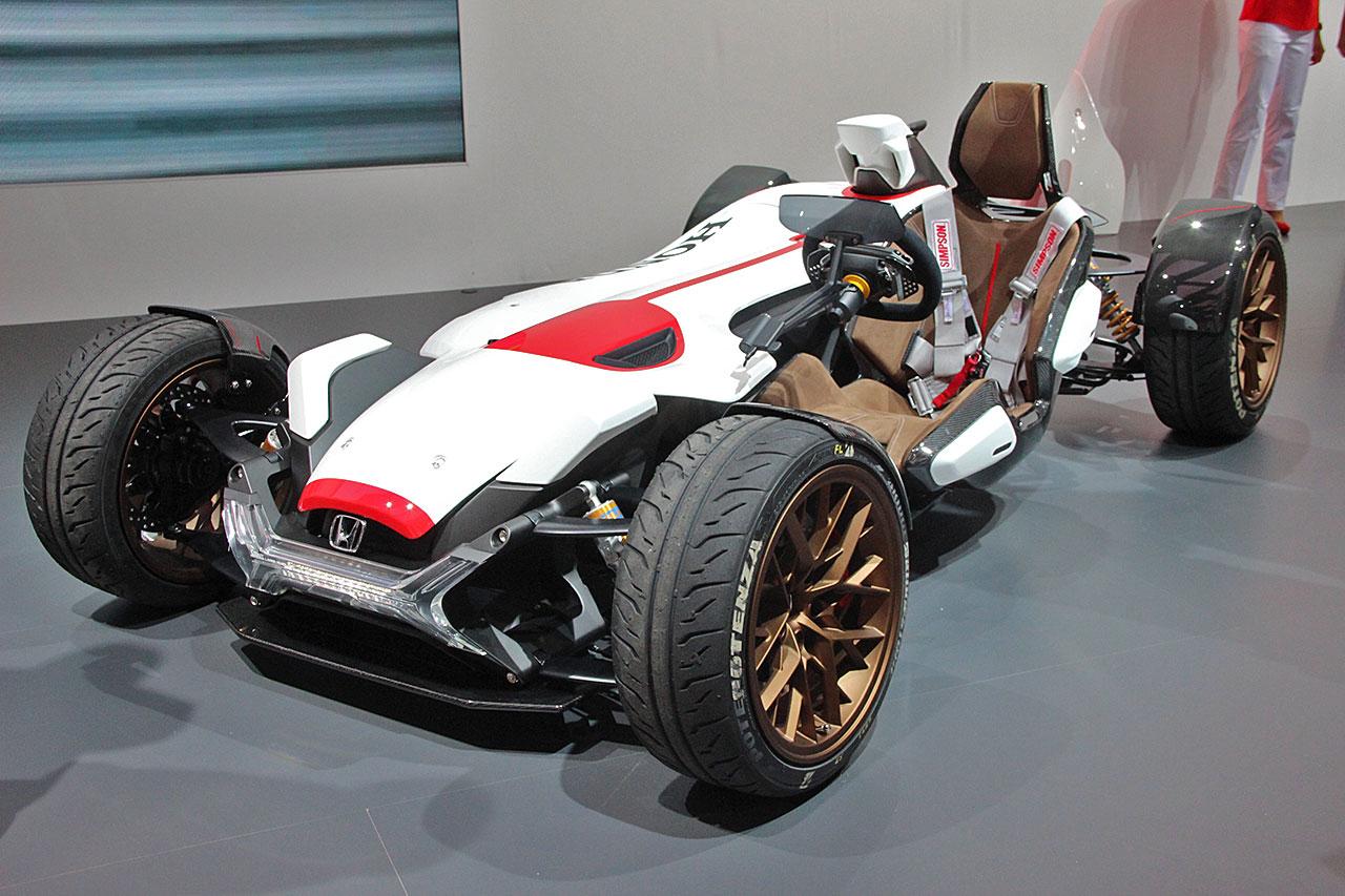 Хонда сделает серийный спорткар Project 2&4