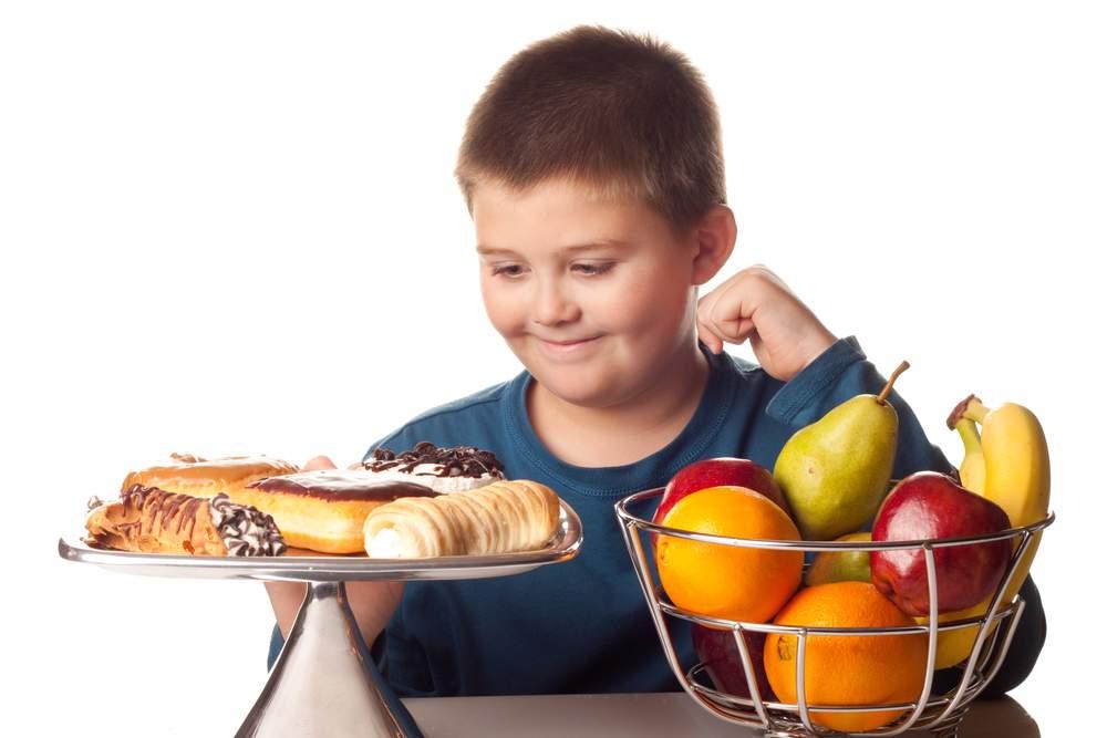 Ученые: Ожирение детей предопределено генетикой