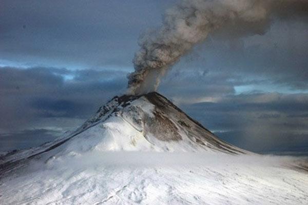 Ученые Вулкан Эребус в Антарктиде может служить порталом в иной мир