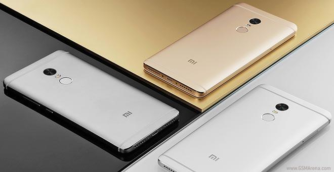 Вскоре можно будет приобрести смартфон Xiaomi Redmi Note 4