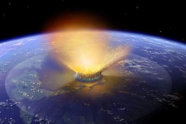 КЗемле летит огромный астероид, столкновение скоторым вызовет взрыв— Ученые