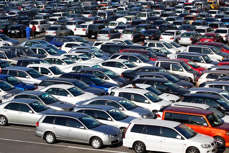 Рынок б у авто в украине вырос почти втрое