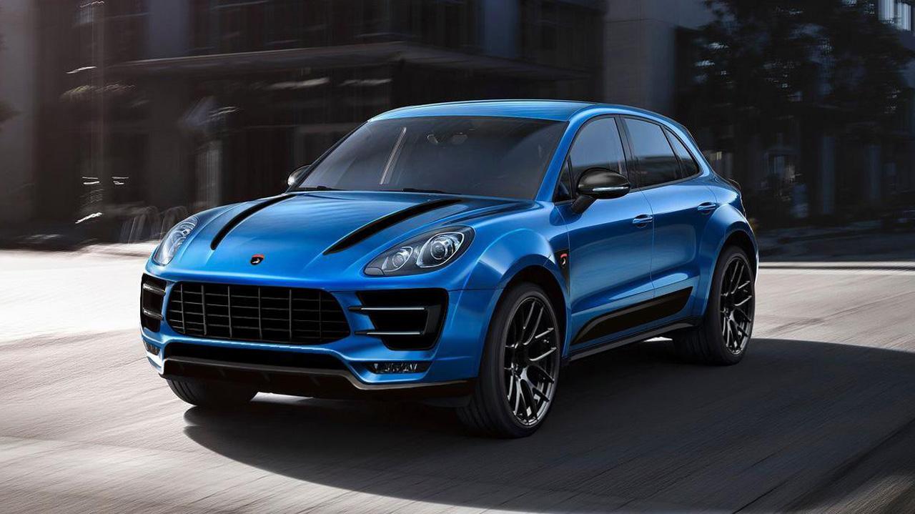 Zotye анонсировала выпуск клона Porsche Macan