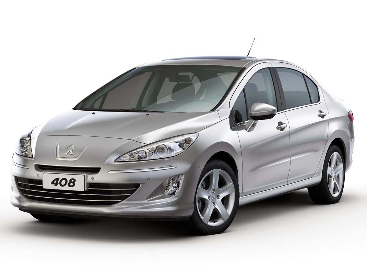 Зимой продажи Peugeot (Пежо) 408 на русском рынке увеличились на150%