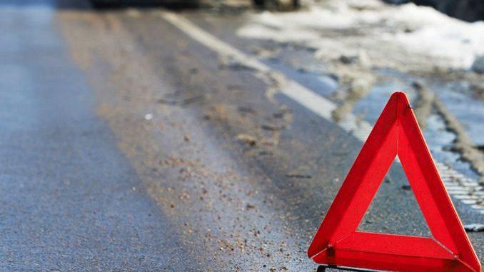 Женщина-водитель погибла вДТП надороге Ижевск— Воткинск
