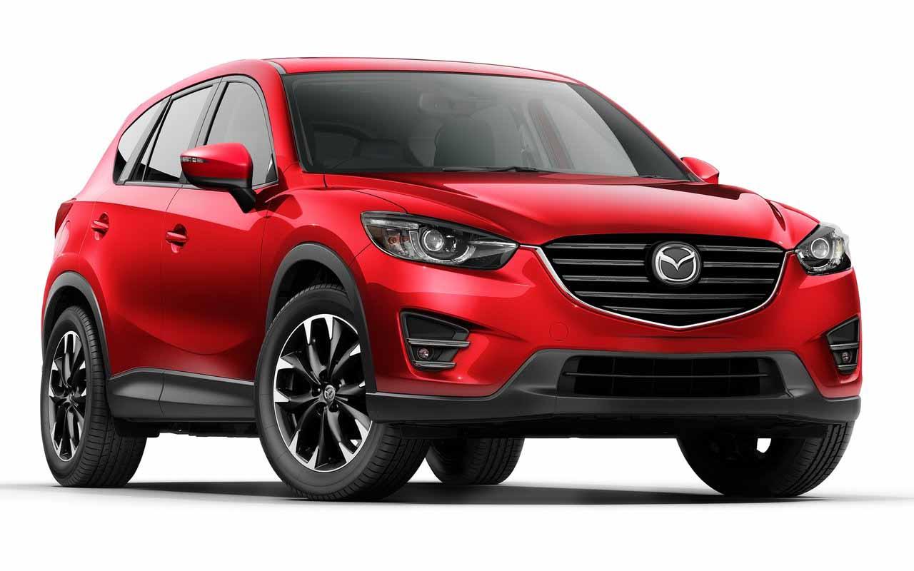 Mazda в Женеве покажет два кроссовера и городской хэтчбек