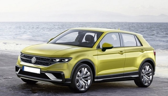 Вглобальной паутине появился 1-ый рендер нового VW Polo 2018