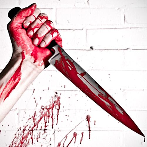 Гражданин Нижнекамска бил собутыльника ножом вгорло, голову игрудь