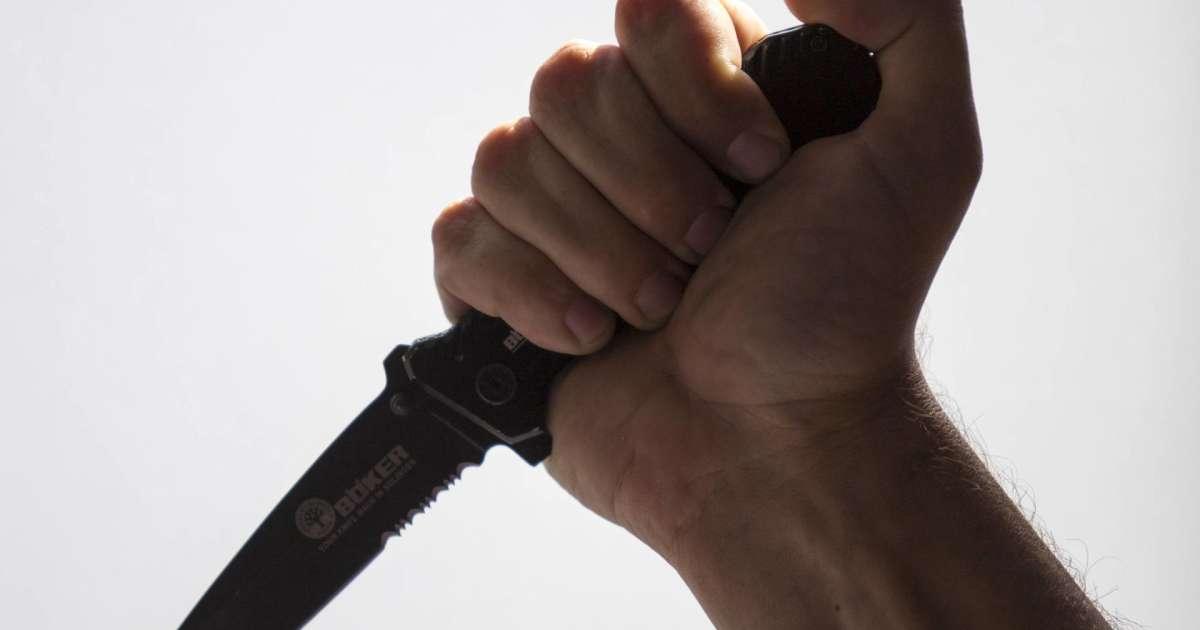 Гражданин Абакана зарезал восьмилетнего сына ибросился под поезд