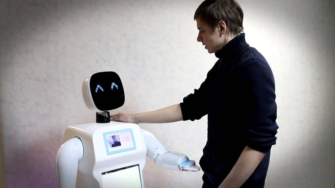 Говорящие русские роботы появятся вТурции
