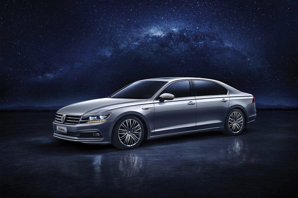 VW продемонстрировал новейшую модель