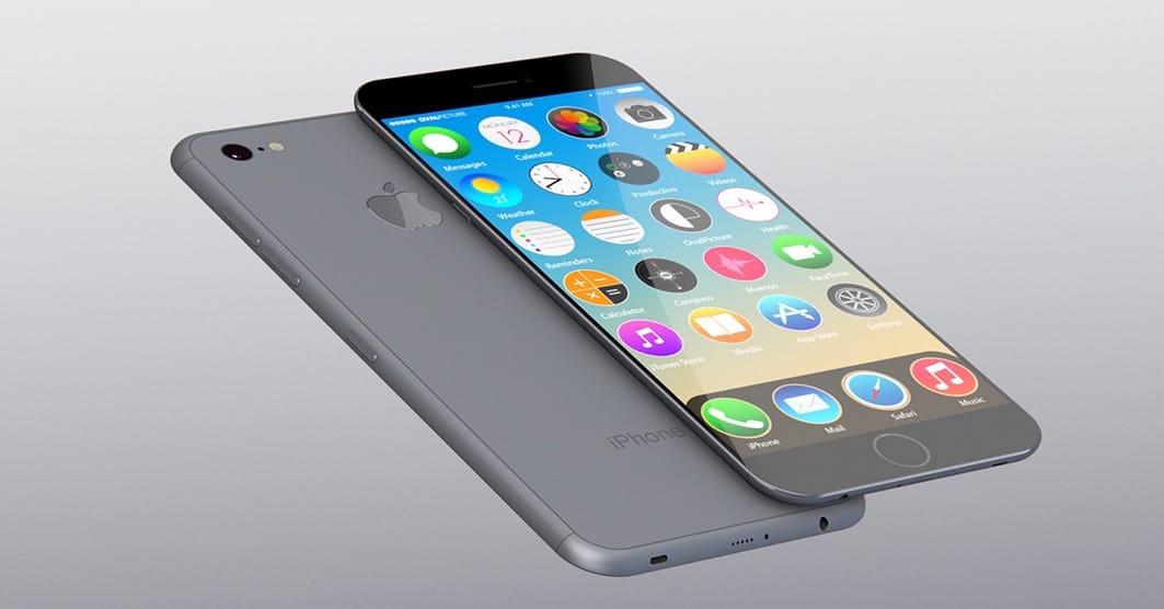 IPhone 8 получит изогнутый экран OLED ипорт USB Type-C