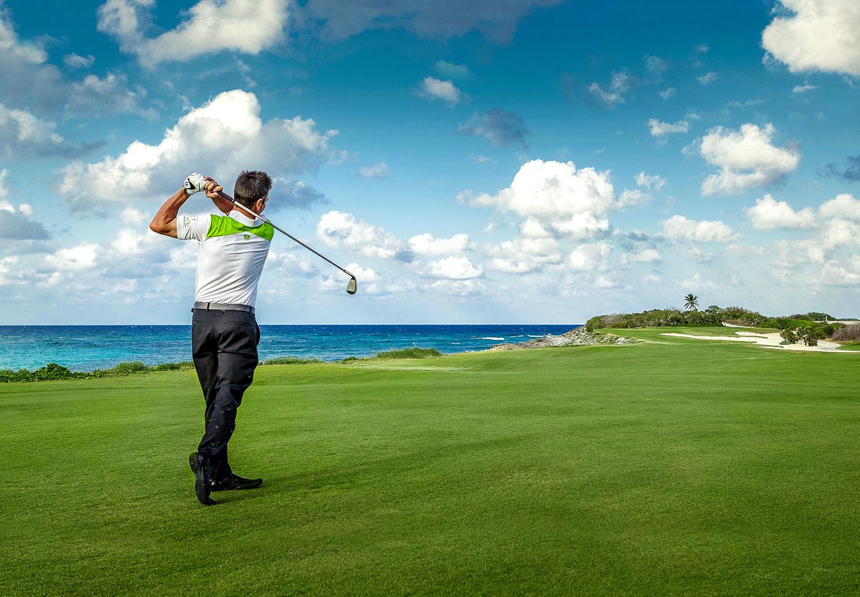 Первые заисторию гольфа изменения вправилах сделают игру понятнее