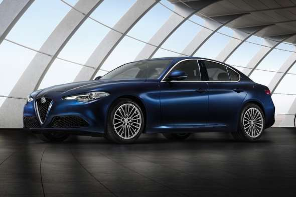 Alfa Romeo представила все версии новой модели Giulia