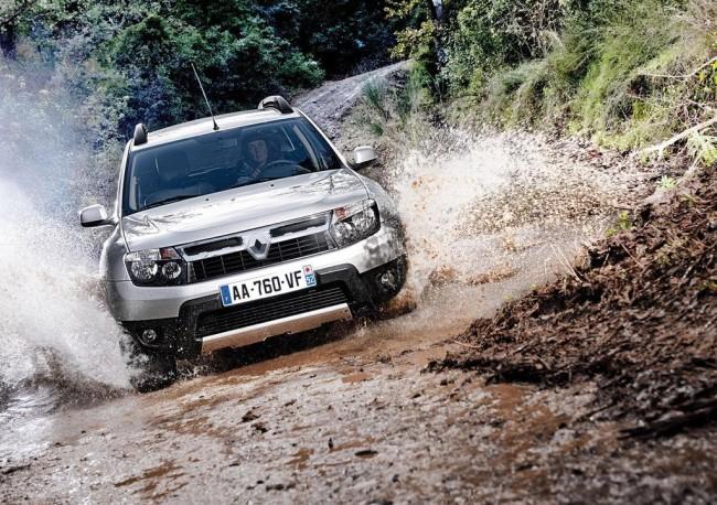Кроссовер Duster сделал кассу Renault на российском