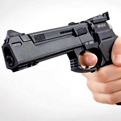 ВКазани вавтомобильном магазине клиент выстрелил вногу продавцу