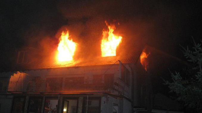 ВИжевске впожаре вдевятиэтажном доме погибла женщина