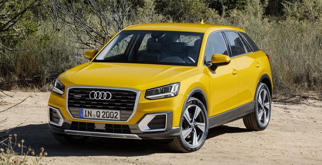 Раскрыта предварительная дата старта продаж нового Audi Q2 в России