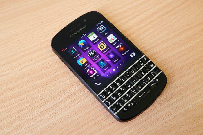 Компания BlackBerry разработает альтернативу WhatsApp