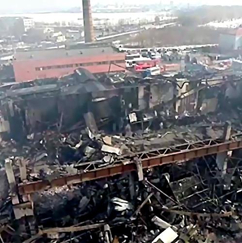 ВКазани начался процесс поделу опожаре вТЦ «Адмирал»
