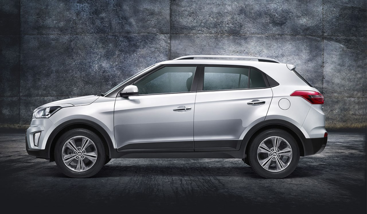 Hyundai Creta в феврале сохранил лидерство в сегменте SUV