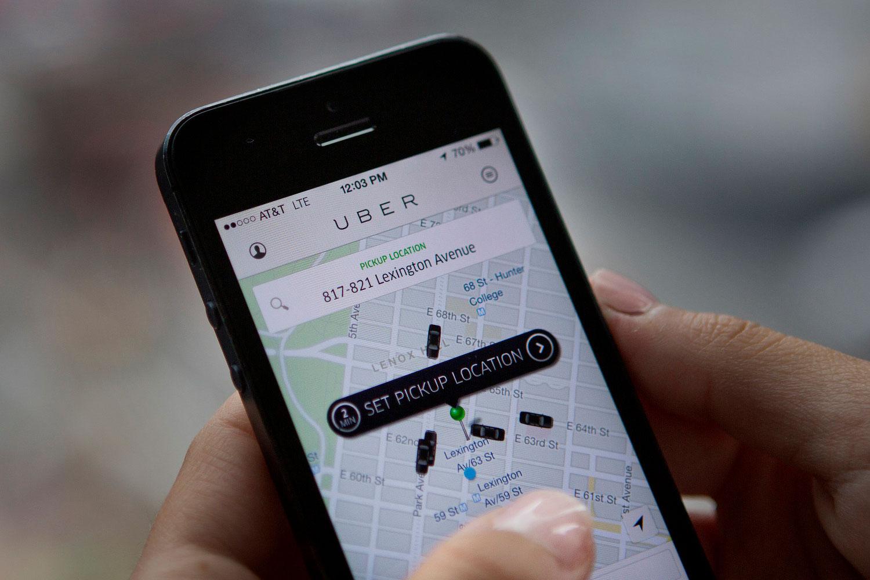 Uber собирается заняться курьерской доставкой в Российской Федерации