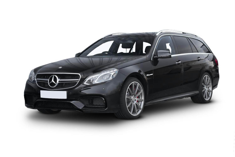 ВЖеневе презентовали мощнейший универсал Mercedes E-Class AMG E63 Estate