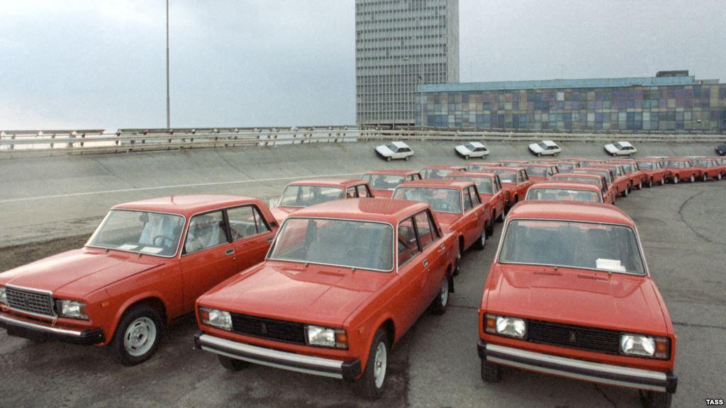 ВРФ рынок подержанных авто достиг уровня 80%