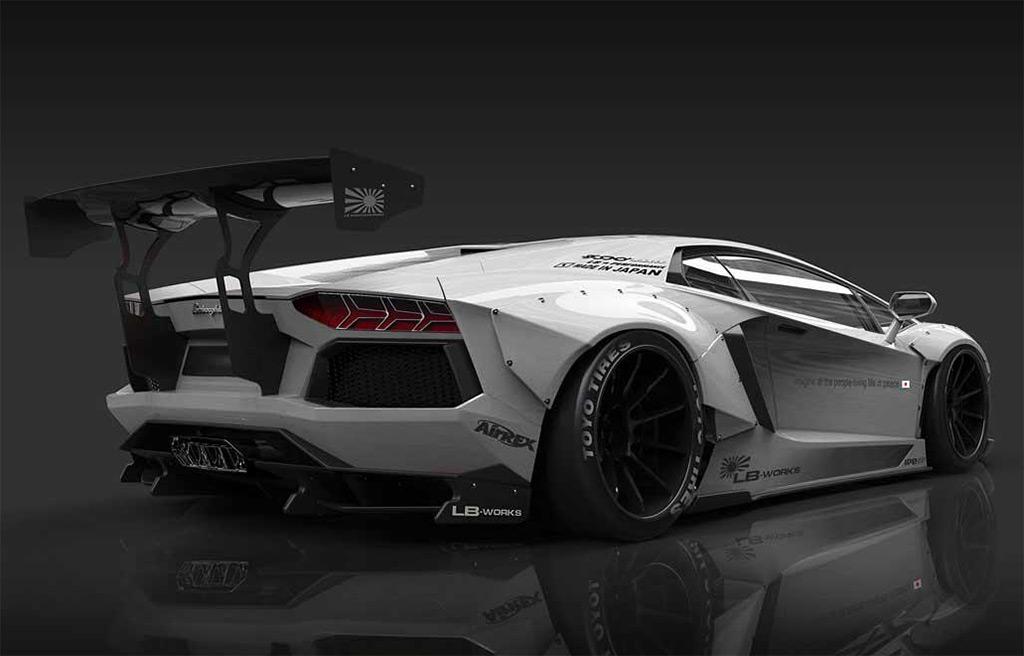 Натестах замечен «заряженный» Lamborghini Aventador Performante