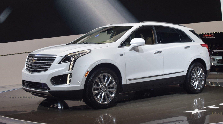 Cadillac выпустит бюджетную версию нового Cadillac XT5 с турбомотором