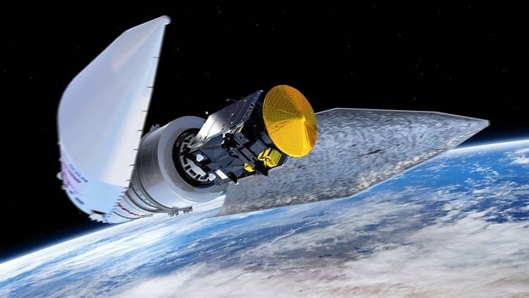 Российско-европейский модуль начал тормозить ватмосфере Марса