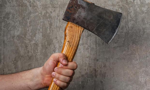 46-летний гражданин  Кузбасса убил тесаком  своего тестя