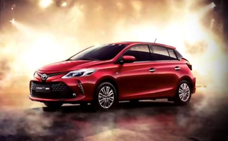 Новый хэтчбек Тойота ViosFS появится впродаже уже наследующей неделе