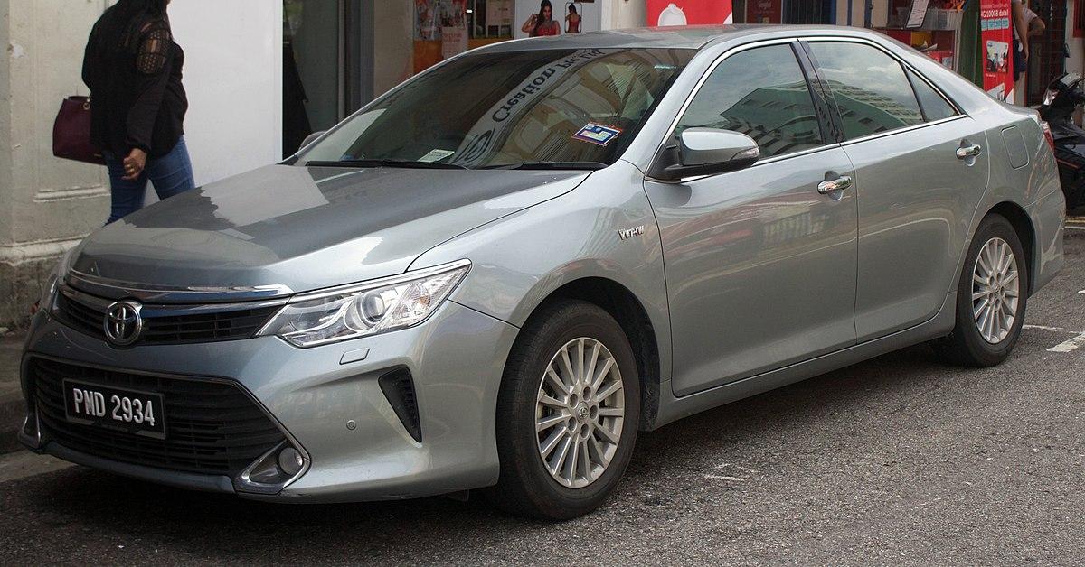 Раскрыты детали о Тойота Camry в70-м кузове для РФ