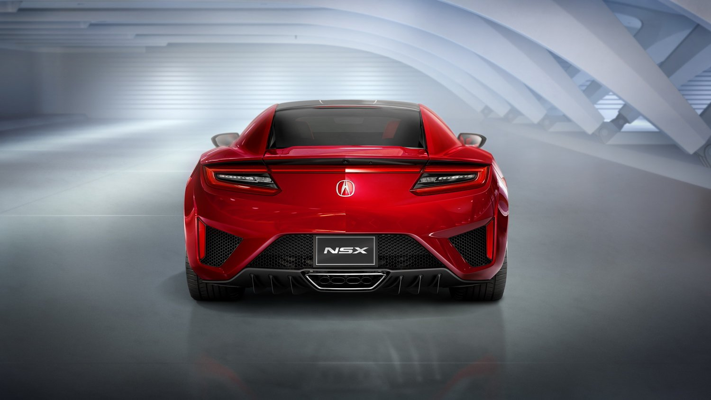 Серийное производство суперкара Honda NSX стартует в апреле 2016 года