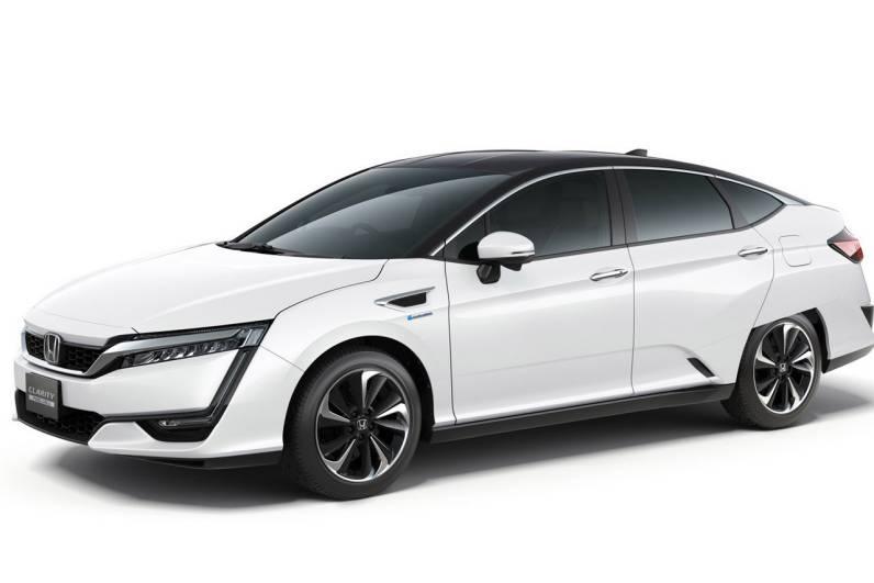 Honda представила новый водородомобиль убийцу Toyota Mirai