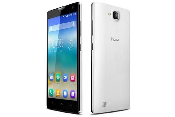 Планшет Huawei Honor X3 оснастят боковым сканером отпечатков пальцев