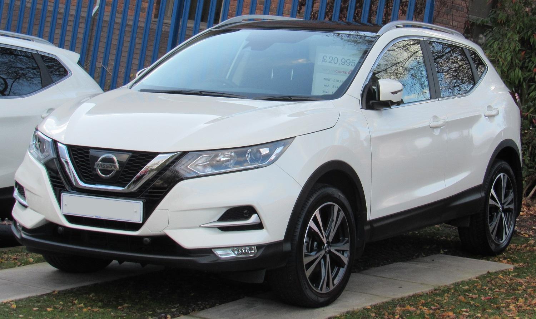 Российский завод Nissan выпустил 50-тысячный кроссовер Qashqai